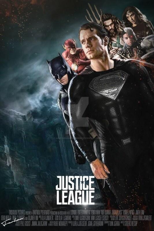 دانلود فیلم لیگ عدالت Justice League 2017 با زیرنویس فارسی